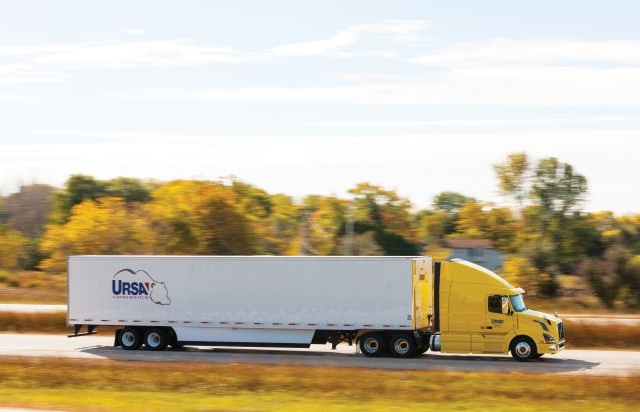 Long- and short-haul truckload carrier Ursa Logistics reports that its best trucks are running at close to 10 mpg.