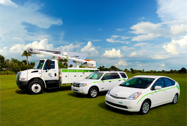 Florida Power U0026 Light Was The First Utility To Deploy A Plug In Hybrid  Biodiesel