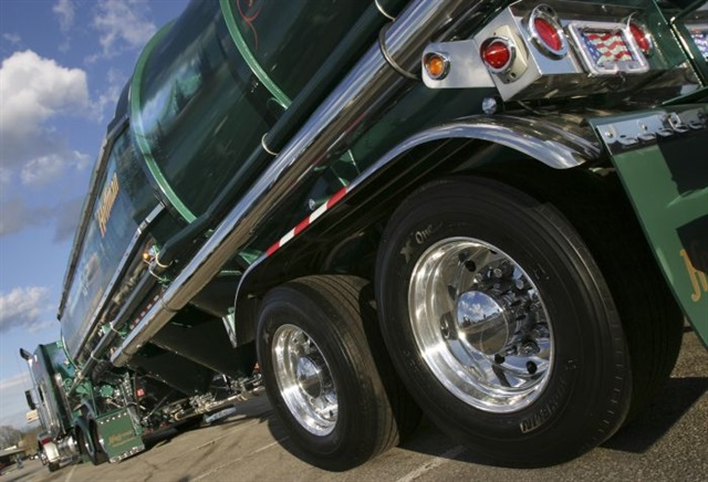the tales trailer tires tell equipment trucking info Tent Trailer Tires