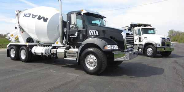 The new mDrive HD automated manual transmission will be standard on Mack Granites. It has...