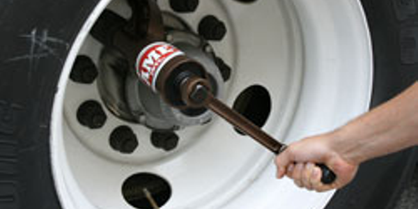 The Nut Buddy is a tool that can remove wheel nuts that have been over-tightened by an impact...