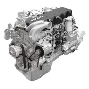 Paccar Launches MX Engine