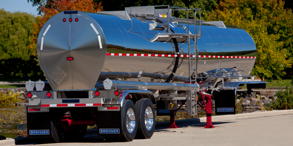 Wabash National's The Walker Group says that there is a move to make liquid tank trailers...
