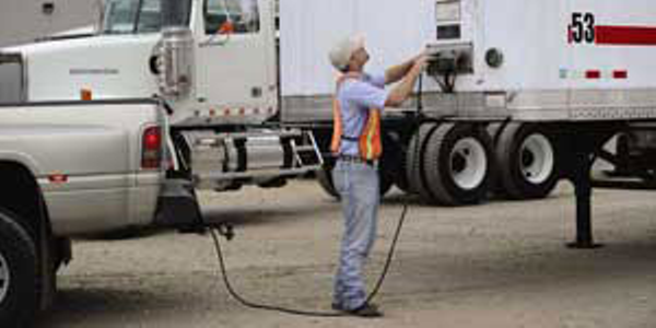 Trained technicians are sent to inspect and record any issues with tire pressures, tread depth,...
