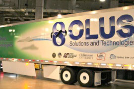 EPA-Certified Trailer Skirts, Wheel Cover Offered by Solus