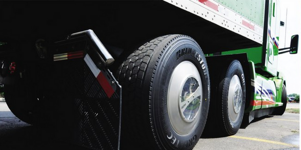 The package includes SmartWay-certified tires. We had Bridgestone Greatec M835s. Buyers can...