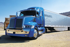 Test Drive: Western Star 5700XE