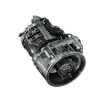 Detroit Showcases DT12 Automated Manual Transmission