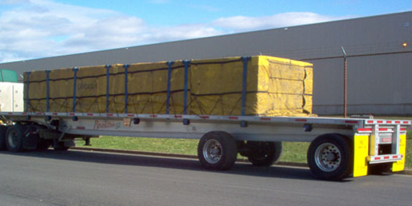 Trailer Report: Lightweight Flatbeds Allow Heavy Payloads