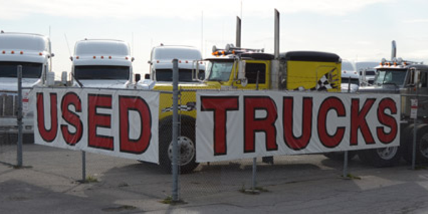 When shopping for a used truck today, there are some things you need to look for when it comes...