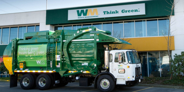 Waste Management is considered a pioneer in the use of natural gas to fuel refuse trucks and...