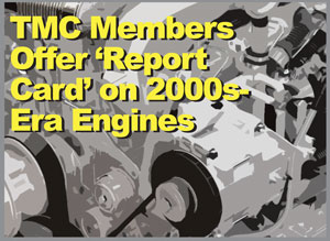 Some Cleaner Diesels Unreliable, Expensive, Say Fleet Execs in TMC 'Report Card'