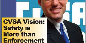 CVSA Vision: Safety Is More than Enforcement