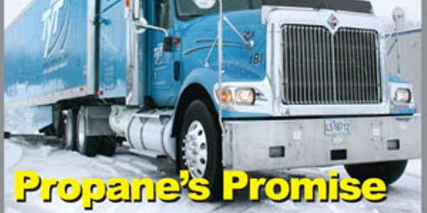 TYT Group of Drummondville, Quebec, is using propane in two of its Cummins engines. One upside...