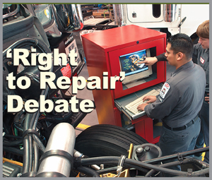 Outside Shops Demand 'Right To Repair,' But That's Not Fair to Dealers, One Says