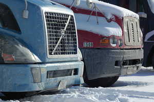 Charging vehicle batteries in cold weather is totally different in the winter. (Photo by Jim Park)