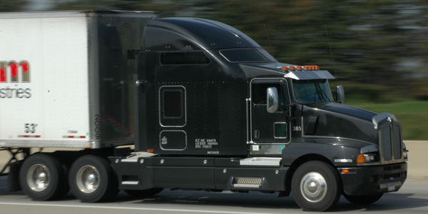 Truck speeds above 75 mpg can compromise tires, but that's less likely to happen if they are...