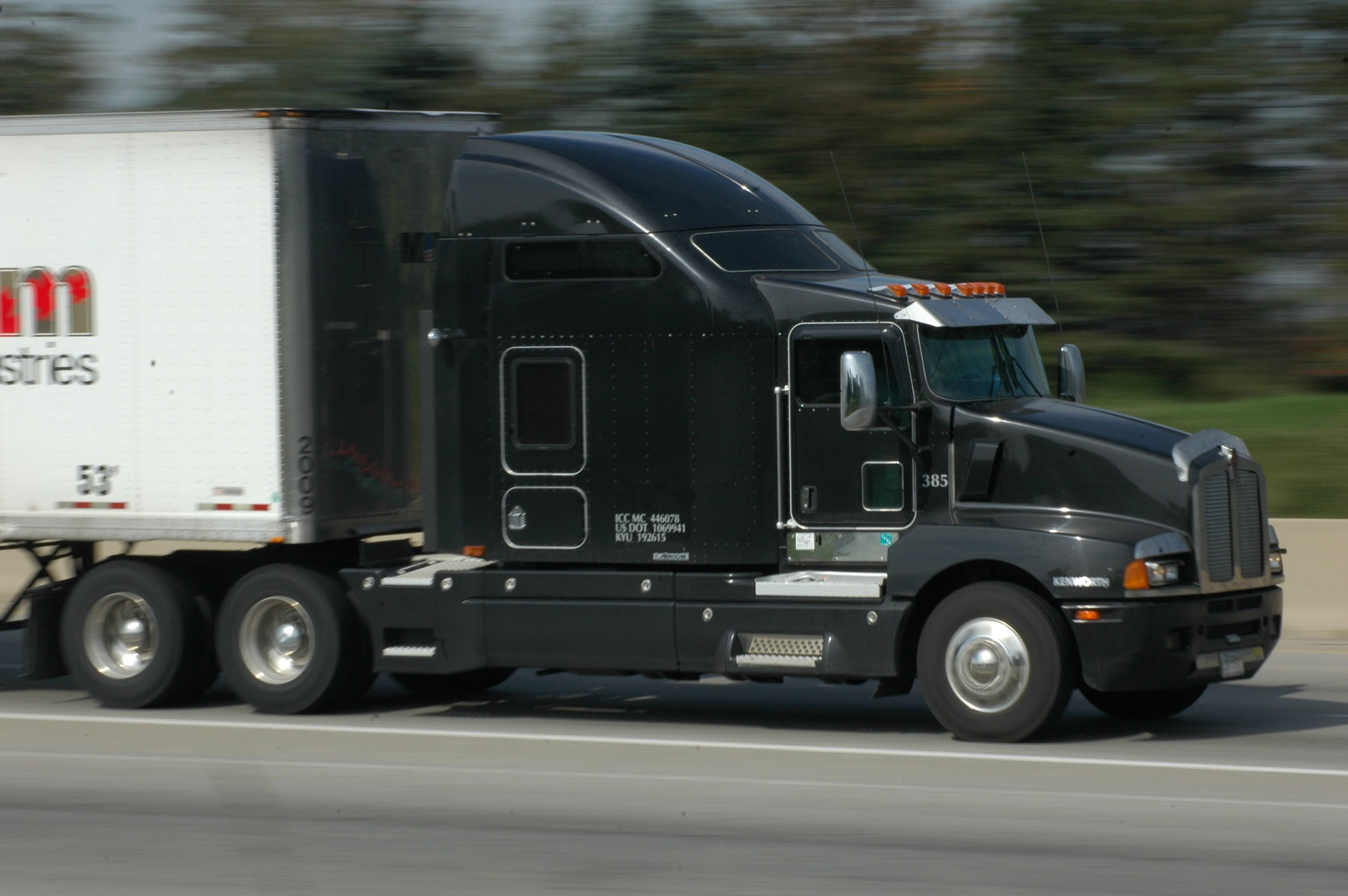 Too Fast For Your Tires On The Road Trucking Info