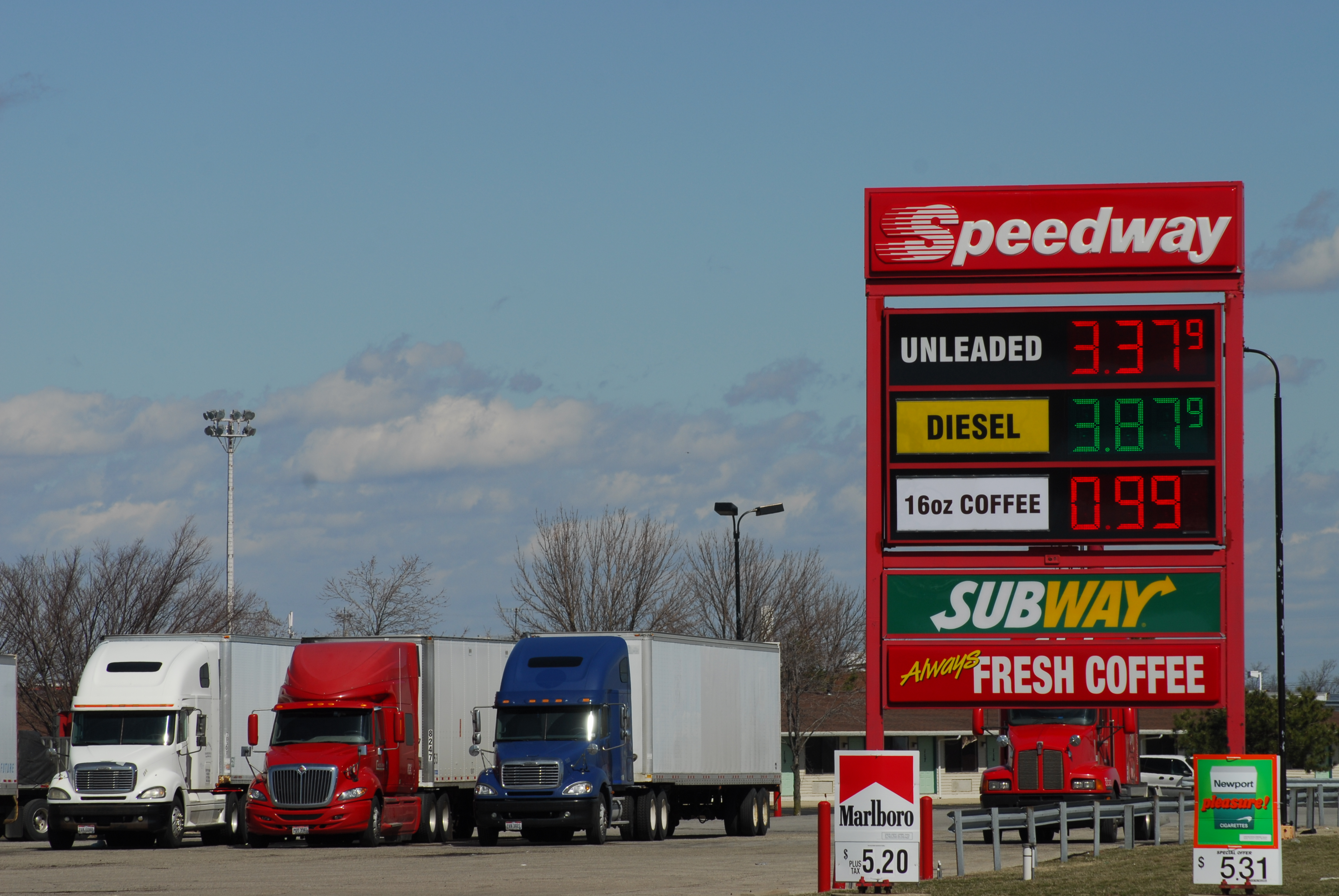 Are High Fuel Prices Killing Drivers?