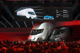 Looking Back at '17: Electrification, Autonomous Technologies in the Works