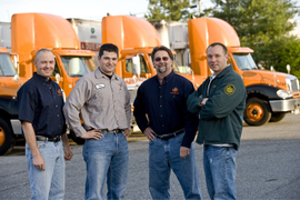 Bonus Blues: What Trucking Company Owners Can Learn About Sharing Success