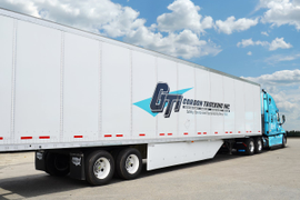 Nine Years of Testing Make Gordon Trucking Pretty Sure of its Choice in Skirts