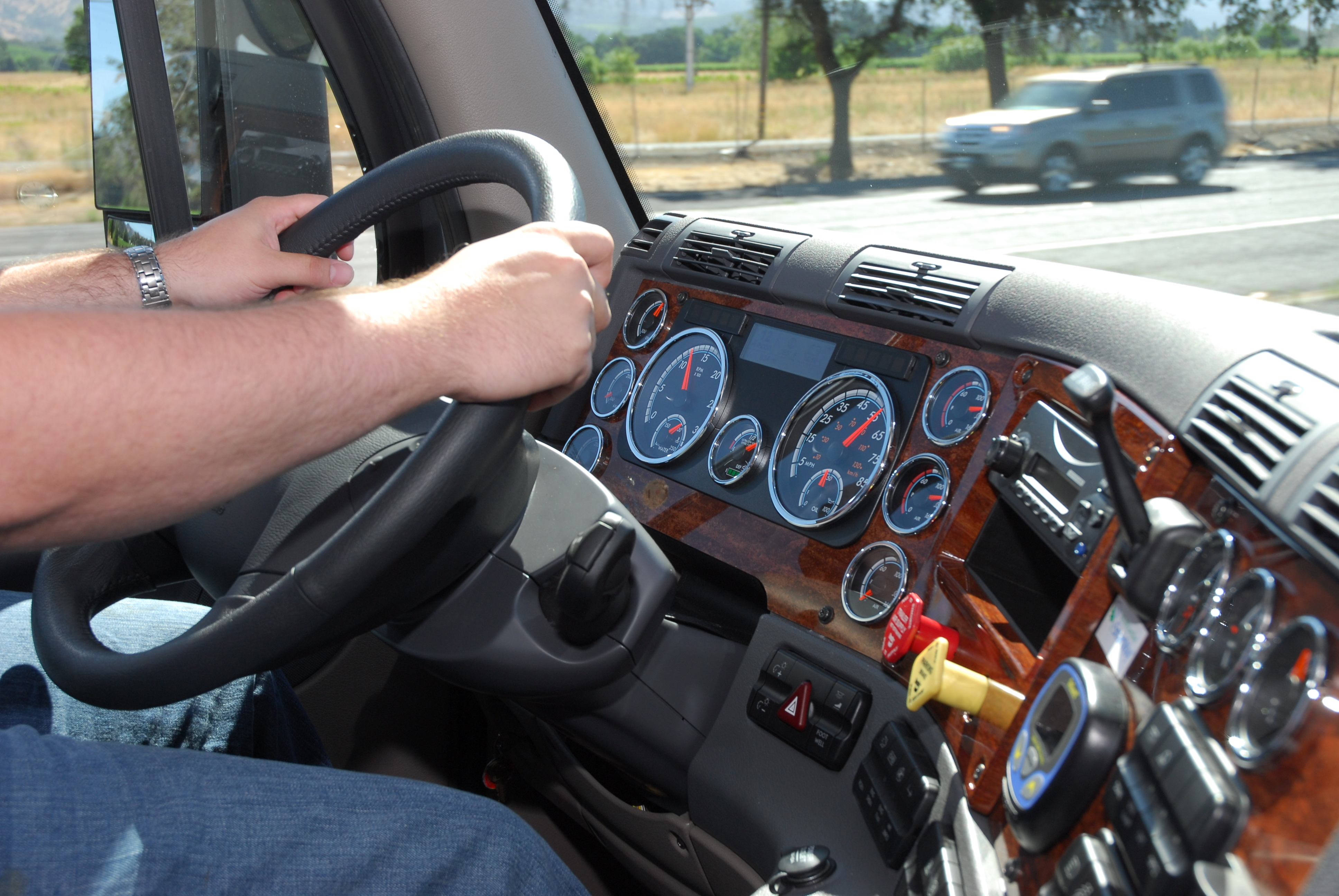 Driver Shortage: Already Over the Cliff?