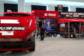 Special Trailer Helps Promote the Trades to Young People