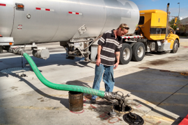 For Tankers, 'Vapor Recovery' Works Two Ways