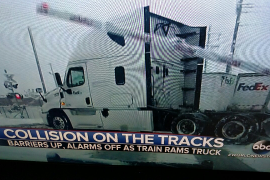 Who's to Blame in This RR Crossing Wreck?