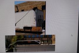 Roof Rake-Like Snow Scraper Solves a Dangerous Problem