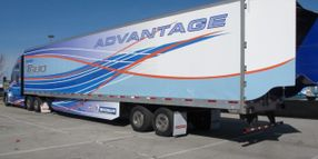 Integrated Approach Tractor-Trailer Saves Fuel in KW's T680 Advantage Package
