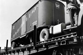 Film Promotes Pennsylvania RR's TrucTrain Service in the 1950s