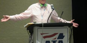 At ATA, Thoughts on Policy-Making and Politicking