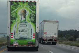 Here's to Tequila Patron, Which Made This Trailer Possible