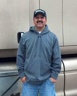 When Mike Schiotis stopped to help, at first he thought it was just another one of the countless collisions he's stopped for in his 16 years of driving.