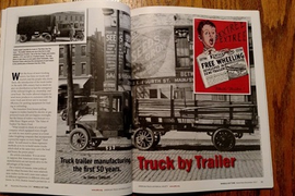Book On Trailer Manufacturing History Recalls Personal Stories