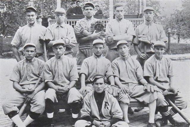 Trivia Pursuit: Who's the catcher?