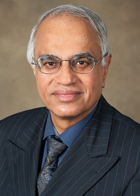Bharat Balasubramanian, PhD. Photo: University of Alabama
