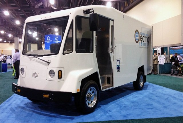 Unlike most other electric trucks that convert existing chassis, this one was designed and built from the ground up as an electric vehicle.