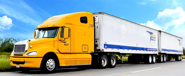Fletes México, a general freight hauler, operates one of the largest fleets in Mexico. Photo:Fletes México