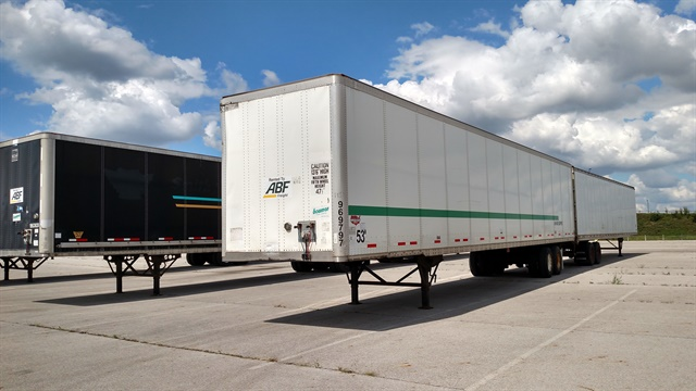 The 12% Federal Excise Tax on new heavy trailers may be added twice if a vehicle is bought and sold within six months. Photo: Tom Berg