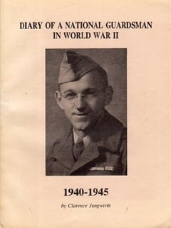 Another book is a lengthy account of his time in Wisconsin's 32nd Infantry Division.