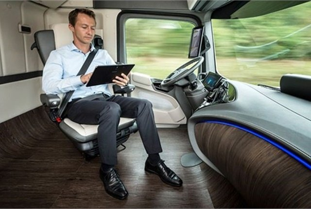 Properly deployed, technolgy should make our lives easier and more productive. Photo: Mercedes-Benz