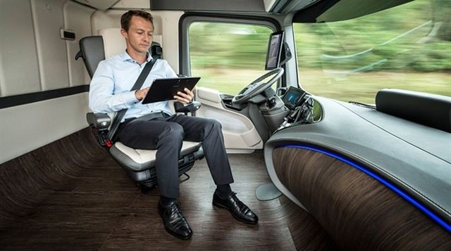 New technology is transforming trucking and bringing new players with new ideas into the industry. Photo: Mercedes-Benz