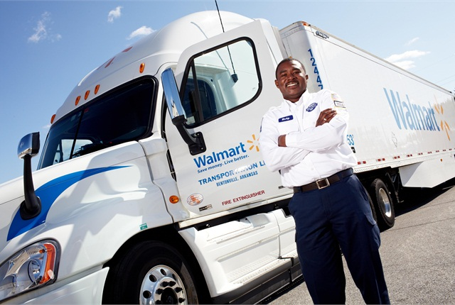 Could a uniform actually help drivers be better at their jobs? (Photo: Walmart)