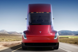 The Tesla Semi: Lots More Sizzle, Still No Steak