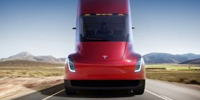 The Tesla Semi: Lots More Sizzle, Still No Steak