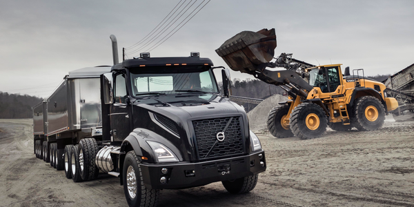 Available in 6x4 tandem, 8x4 tandem, and 8x6 tridem configurations, the Volvo VNX offers a wide...