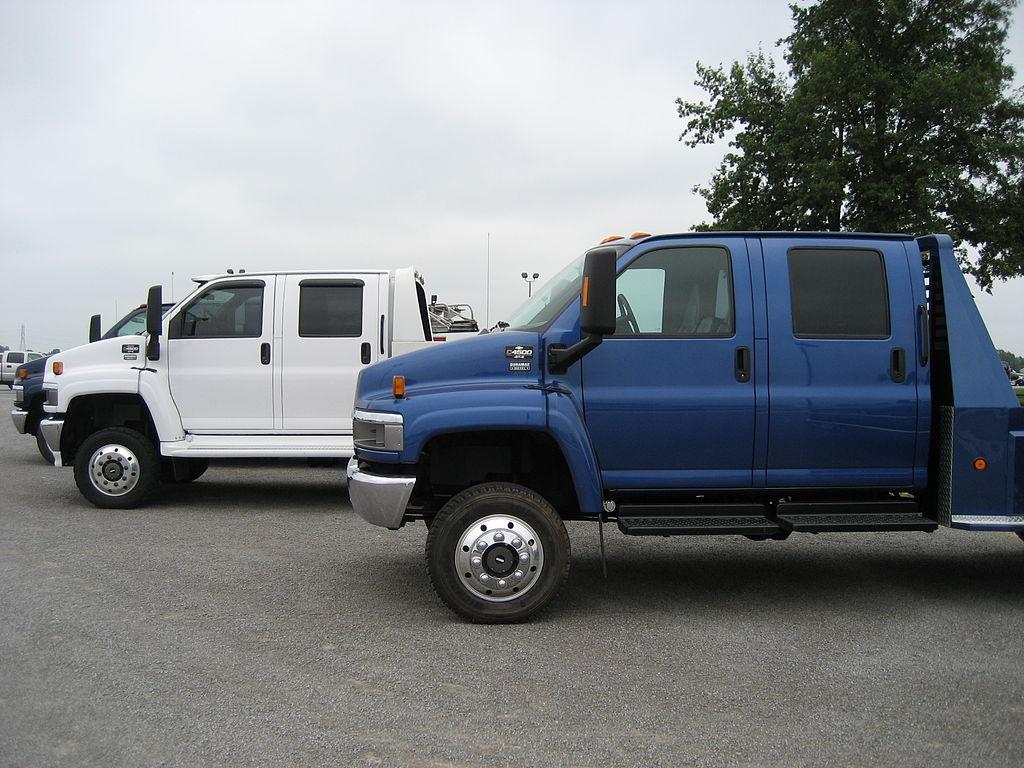 Used Medium-Duty Truck Values Declining